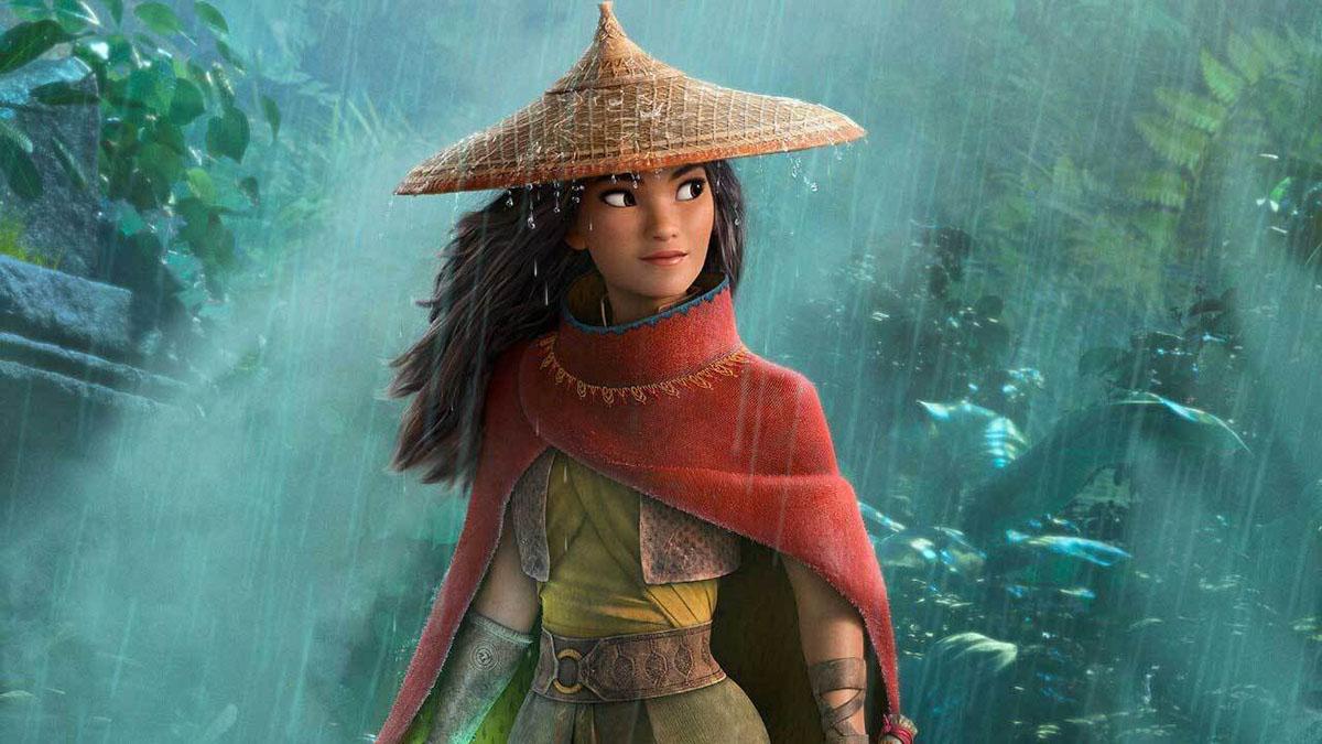 'Raya e O Último Dragão' (Disney Plus) é de uma beleza singular