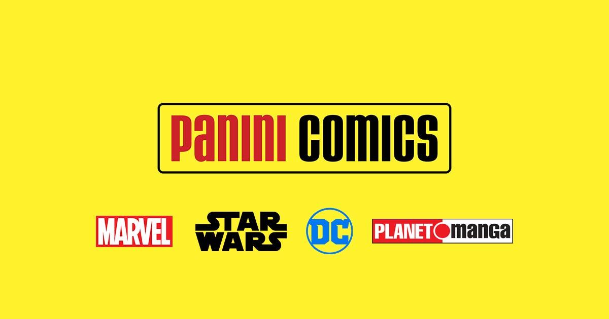Panini traz novidades para DC, Marvel e Star Wars