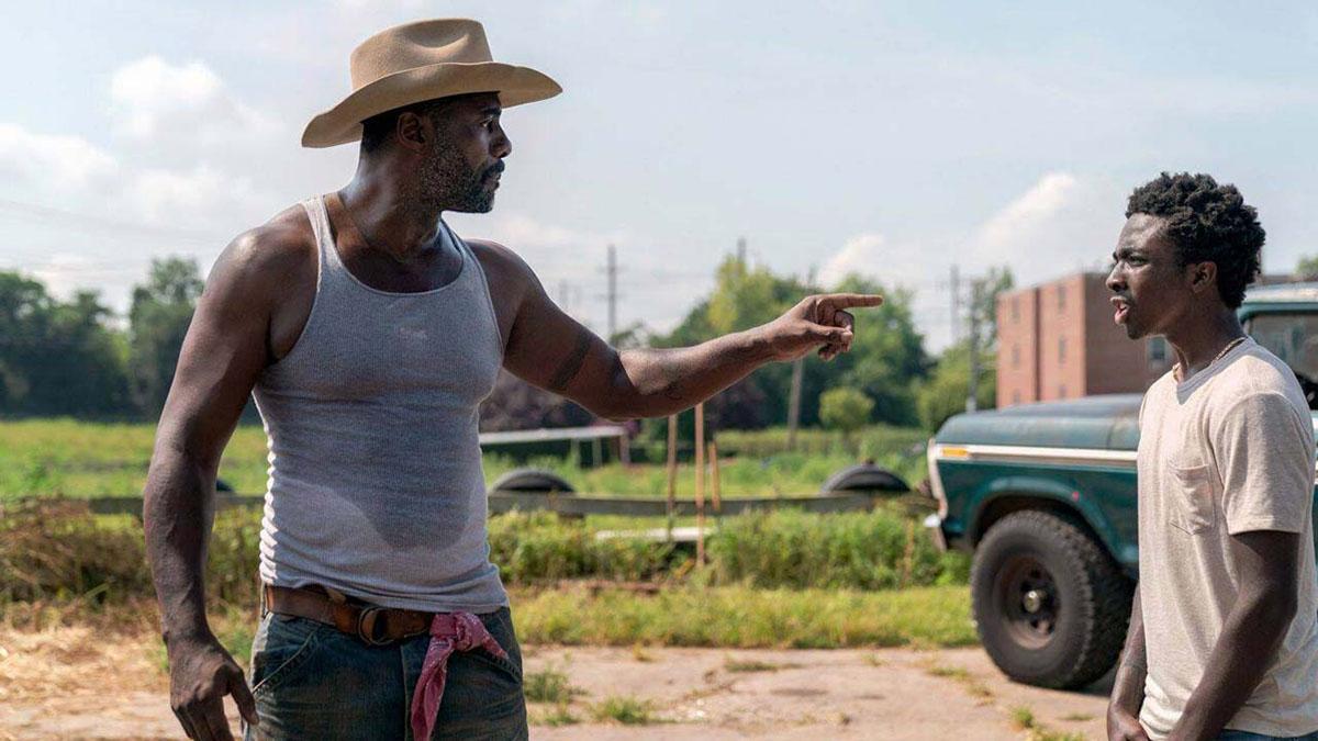Alma de Cowboy Concrete Cowboy netflix filme crítica review resenha