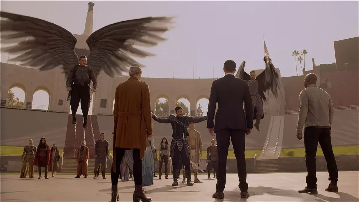 SAIU! Segunda parte da 5ª temporada de 'Lucifer' ganha trailer!