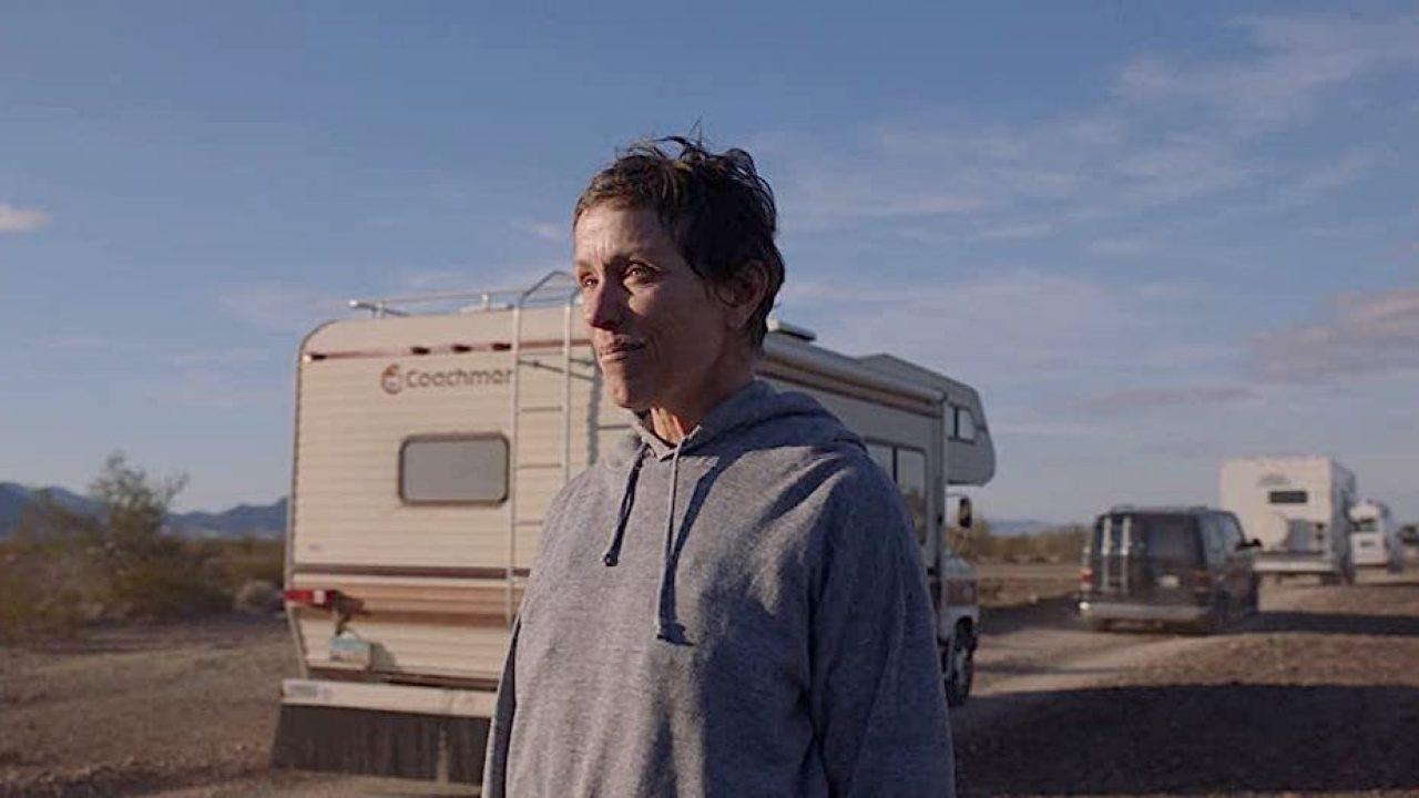 'Nomadland' é o destaque dos vencedores do Oscar 2021