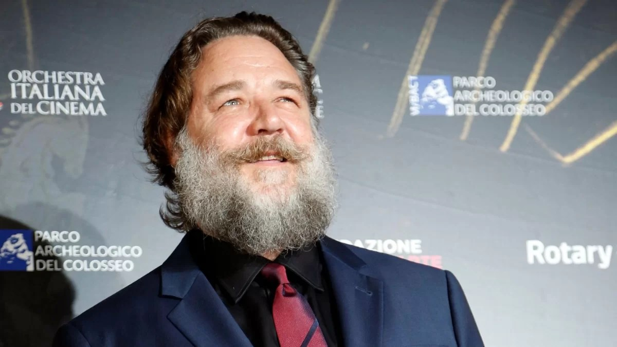 Russell Crowe será Zeus em 'Thor: Love and Thunder'