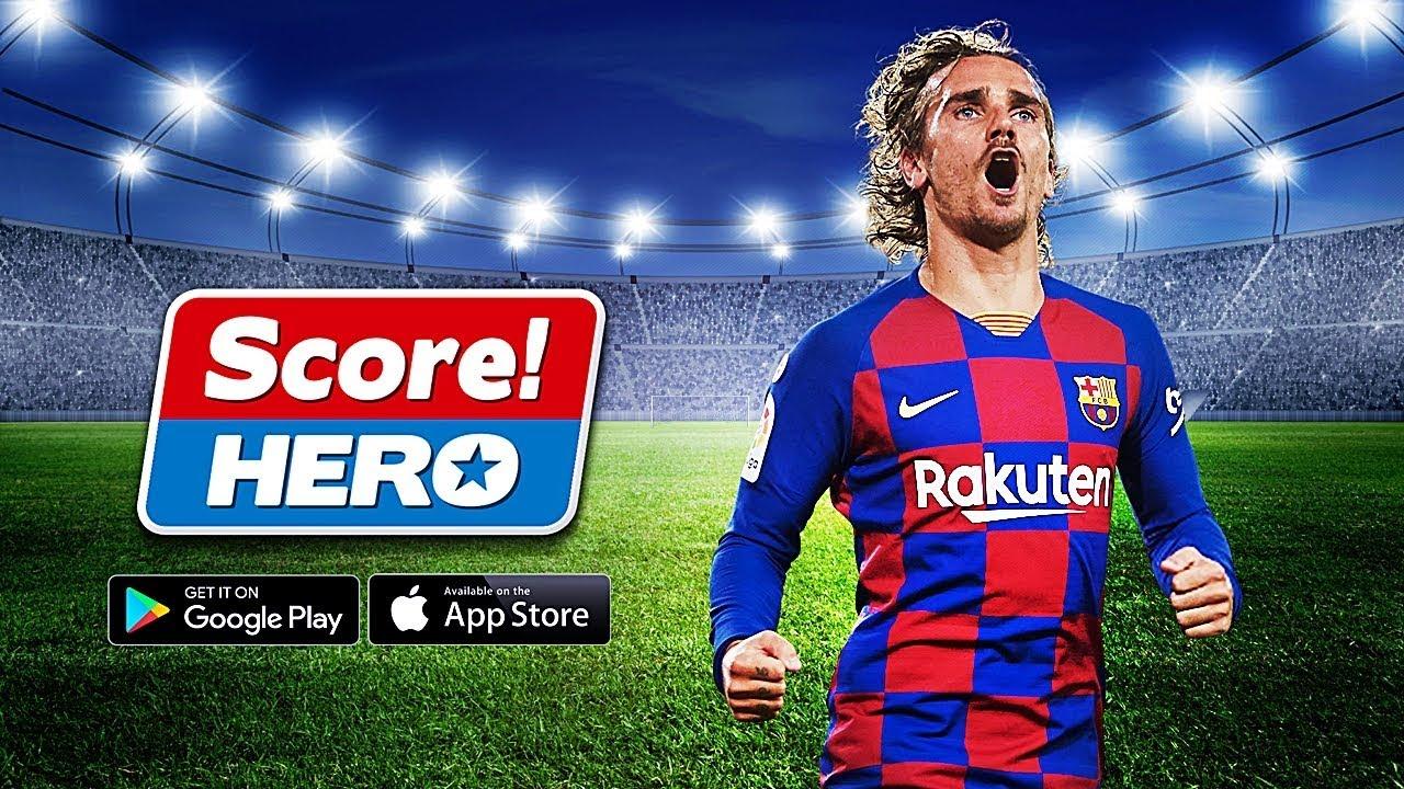 Score! Hero apresentará 20 equipes da LaLiga Santander