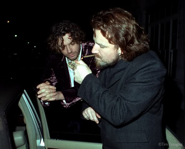 Bono-MichaelHutchence-SonyChristmasParty-HamiltonsGallery-Mayfair-London-19Dec1994copyTimDouglas-CameraPressLondon2wm