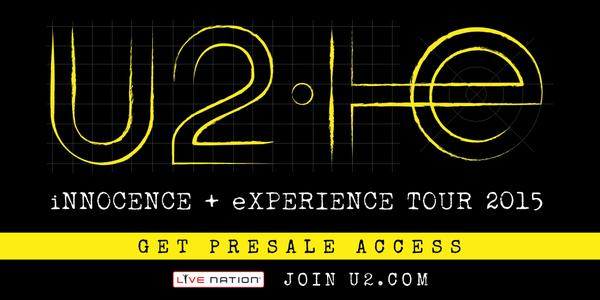 Innocence + Experience Tour