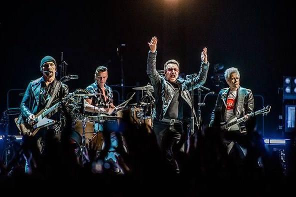 U2 em Amsterdã