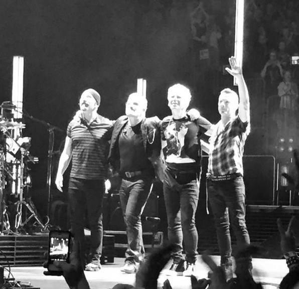 U2 em Estocolmo