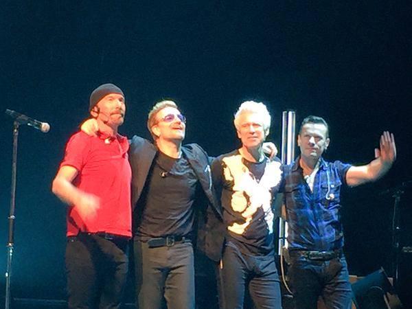 U2 Antuerpia