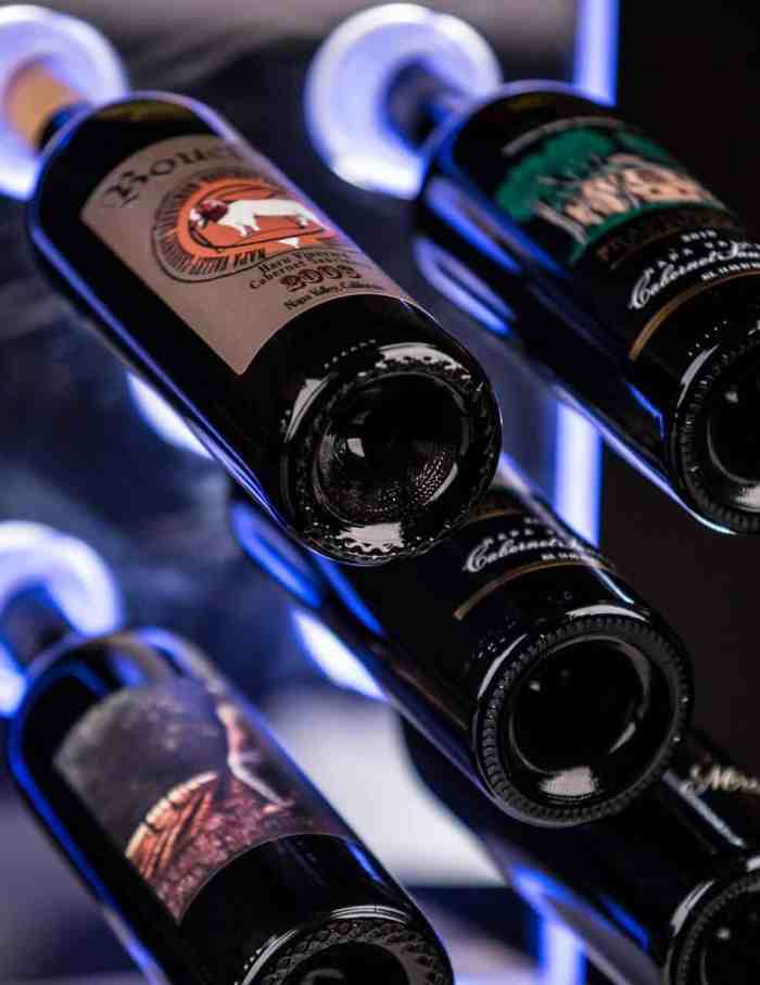 ULTRA Wine Port Panel With LEDs