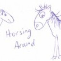 Doodle Week: Horse