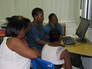 ICT training by Mabusi