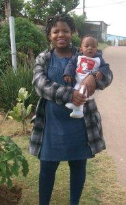 Little baby Ulwazi