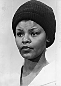 Cynthia Shange