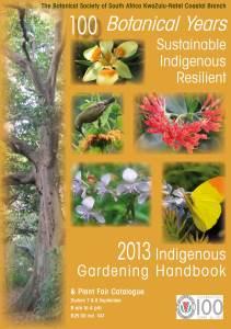 2013 Indigenous Gardening Handbook
