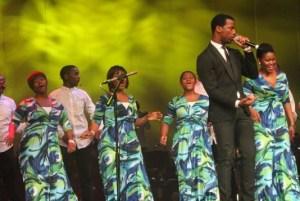 Zakes Bantwini & the Durban Gospel Choir
