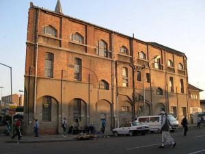 The original Parish Centre
