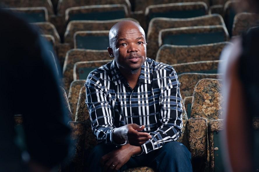 Edmund Mhlongo