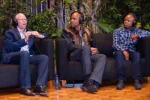 Ukhozi FM panel discussion