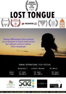 Lost Tongue