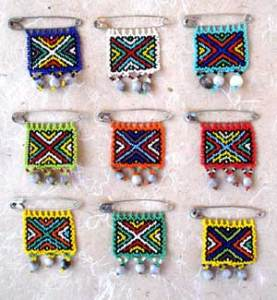 Zulu ibheqe, sometimes confused with ucu