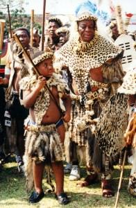 Prince Gideon Zulu, King Shaka Day Celebration, Dukuza