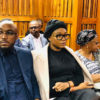 Wife of HHP, Lerato Sengadi, in court