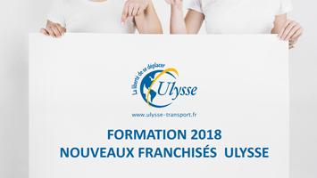 Formation nouveaux franchisés au sein du Réseau Ulysse