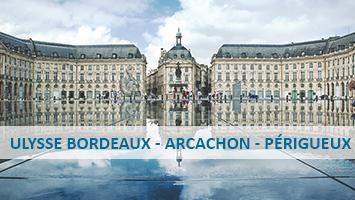 Ouverture d'une agence Ulysse à Bordeaux Arcachon Périgueux