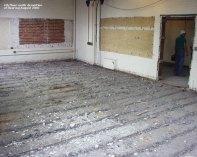 200108 - 4th floor north demolition of flooring