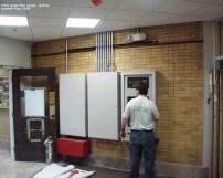 200205 - new main fire alarm system panels