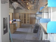 2nd Floor Laboratory New Casework