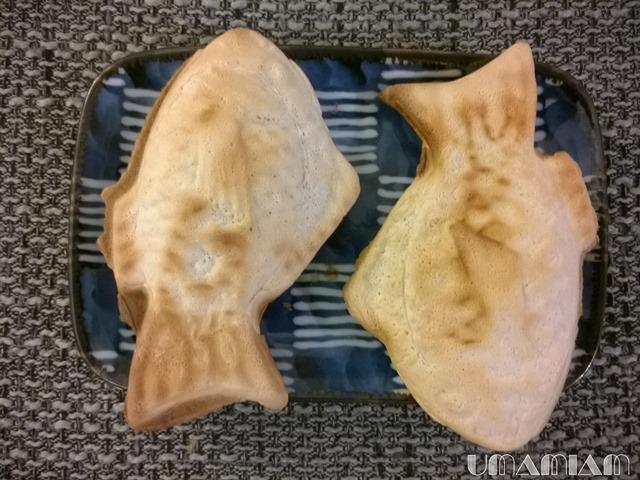 duo de taiyaki