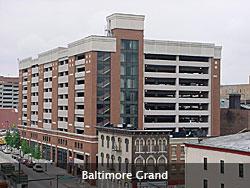 Parking Garages  University of Maryland Baltimore