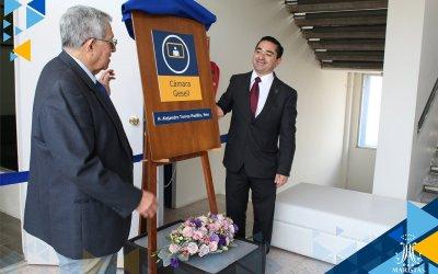 Inauguración Cámara de Gesell y Desayuno 1ra Generación