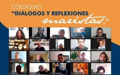 Diálogos y Reflexiones Maristas, un espacio más de formación.