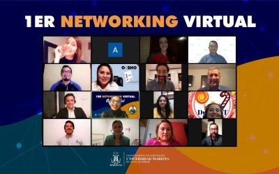 1ER NETWORKING DE EGRESADOS DE LA UMASLP