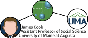 UMA Assistant Professor of Social Science James Cook -- Faculty Blog