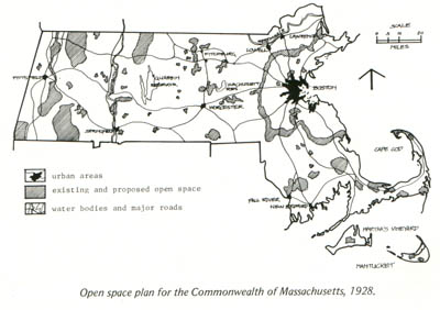 New England Greenway: Greenway History