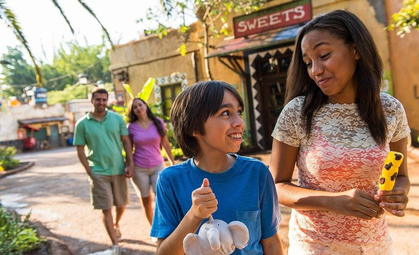 Zuri's sweet shop abre no Disney's Animal Kingdom
