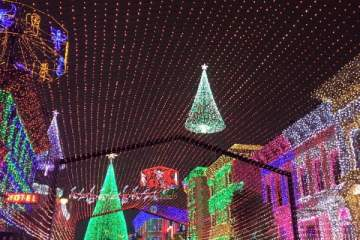 Osborne Family Spectacle of Dancing Lights se despede do Disney's Hollywood Studios