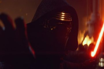Kylo Ren, o super vilão do novo Star Wars, toma o lugar de Darth Vader no Hollywood Studios
