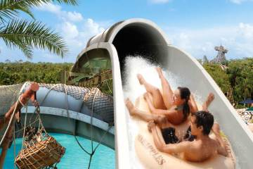 Datas de reformas de inverno do Blizzard Beach e Typhoon Lagoon 2