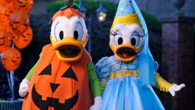 Um bilhete, por favor. Mickey's Not-So-Scary Halloween Party começa nesta sexta no Magic Kingdom