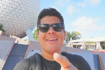 ZERANDO O FUTURE WORLD DO DISNEY EPCOT