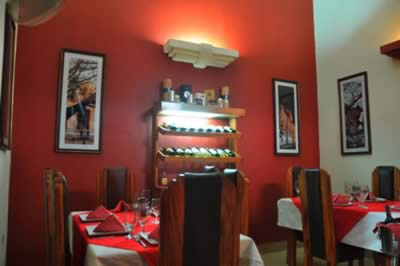 Cuba attractions  Restaurant Casa Prado