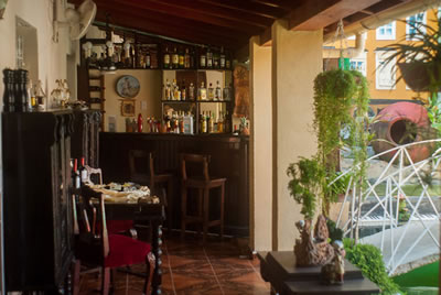 Cuba attractions  Restaurant Casa Austria
