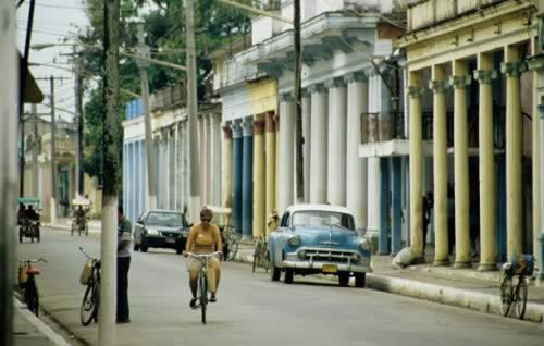 Cuba attractions  Morn city