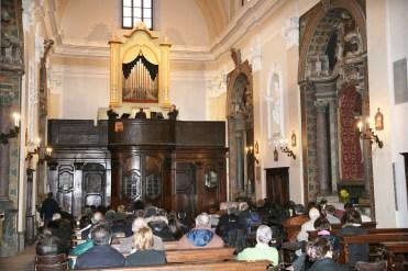 Concerto Due Trombe e Organo Gubbio 2009 (1)
