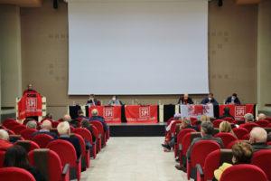 Assemblea organizzativa provinciale dello Spi Cgil di Perugia