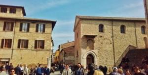 Turisti Bevagna Pasqua